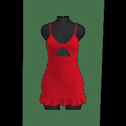 Summer Dream Dress (red)
