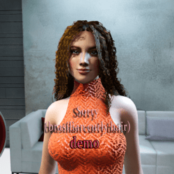 sorry (brasilian curly hair ) demo