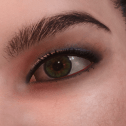 Daphne LightBlue Eyeshadow
