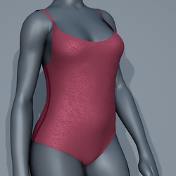 Body Swimsuit - Pink