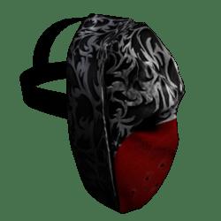 Patterned Battle Mask (Male)