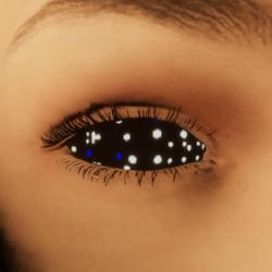 Nuclear Fission Eyes Female