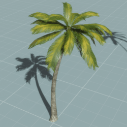 Palm Tree 1v2 (animated)