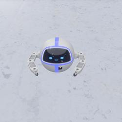 Robot Pet  On Command Follower(TM)