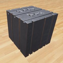 The 'Fiddybox' - Brushed Aluminium Aluminum Metal Box