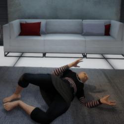 Drunk Dance 1 (Female)