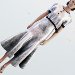 """New """"Ice Ice Baby"""" (Ladies Dress) 2.0"""