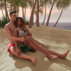 Couple Cuddle Hold me female