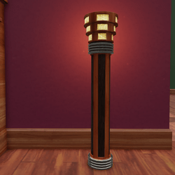 Deco Floor Light 001