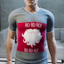 Shirt man Ch8