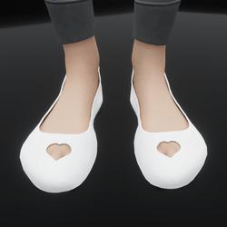 Dollys Flats White (TM)
