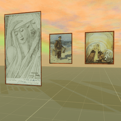 Gallery of 33 Works by Jan Toorop