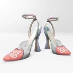 Amore pumps for Nicci  - demo