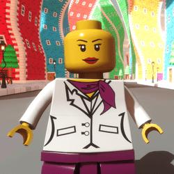 Lady Bricky