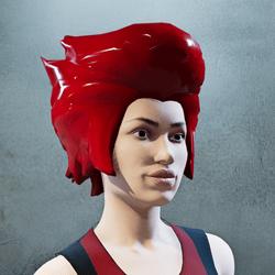 Red Lion Hair (female)