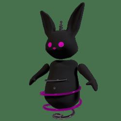 Robo Bunny Pink