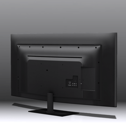 Curved TV 002