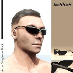 Arrow Sunglasses Black