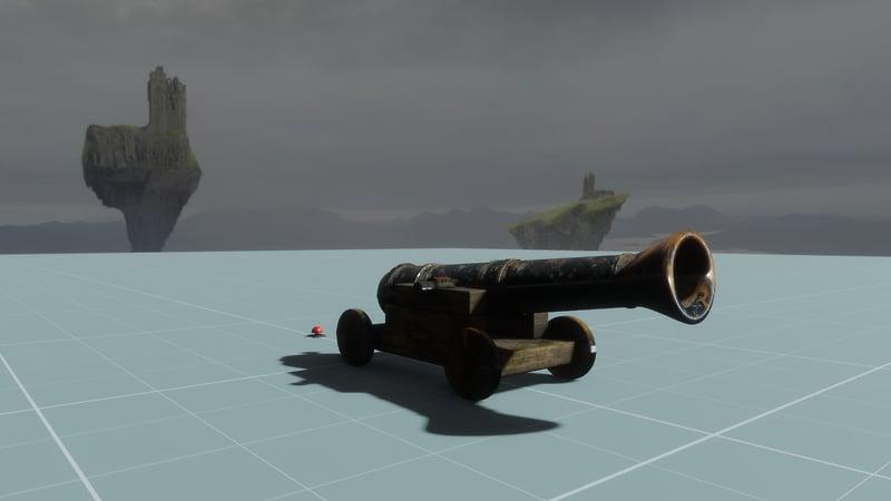Fire ze Cannon