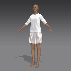Skirt_plus_blouse_white