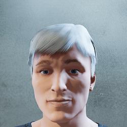 Male Hair v2