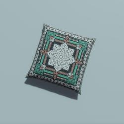 Bandana Pillow 03