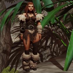 Barbarian Girl