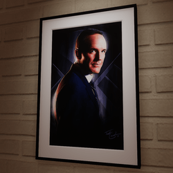 Phil Coulson - Digital Art, Painting