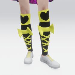 Emo Anime Stockings 06