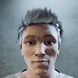 Male Hair v7