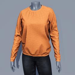 Women Sweater - Orange