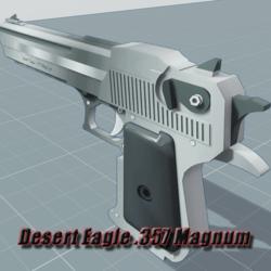 Desert Eagle .357 Magnum