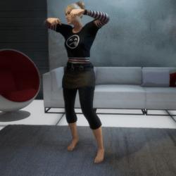 Rave Dance 2 (Female)