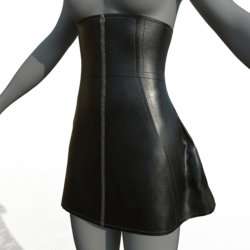 Gothic Rose Dress