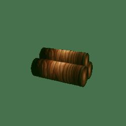 3 Logs Stack 1