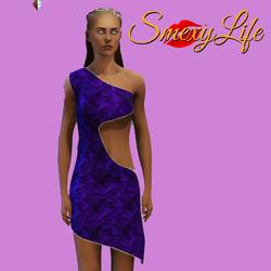Maizy Purple