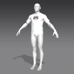 Alinity T-Shirt - Maya - Male