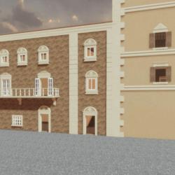 PALACE DOUBLE FACADE