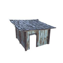 Old Small Shack