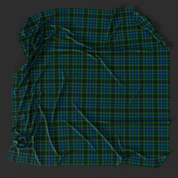 Tartan Picnic Blanket 07