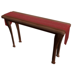 Little wood table