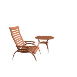 Assemble table et chaise