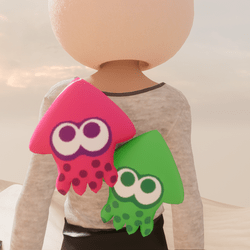 Squids Backpack