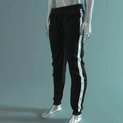 Hawks sports pants male