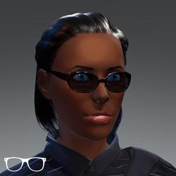 Casual Glasses ver02