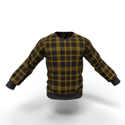 Senape sweatshirt male