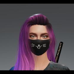 Mlem Mask