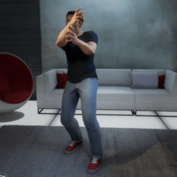 Rave 1 Dance (Male)