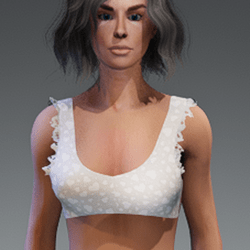 Female Realistic Avatar