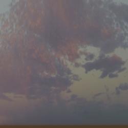 gentle carolina sunset skybox